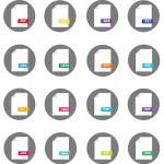 ファイル一覧、分割・結合、ファイル管理