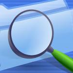 ファイル検索、ファイル表示、ファイル削除