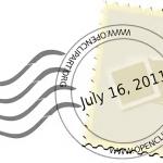 宛名書き、電子印鑑、名刺整理/エクセル